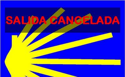 SALIDA CANCELADA